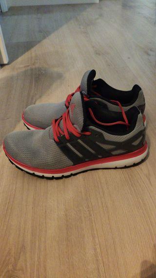 zapatillas Adidas running n44 originales