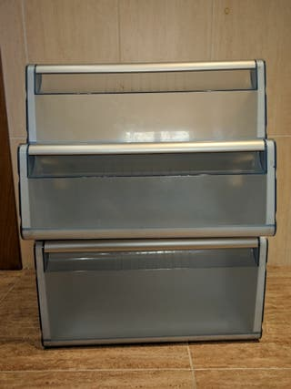 FRIGORIFICO BALAY INOX Despiece