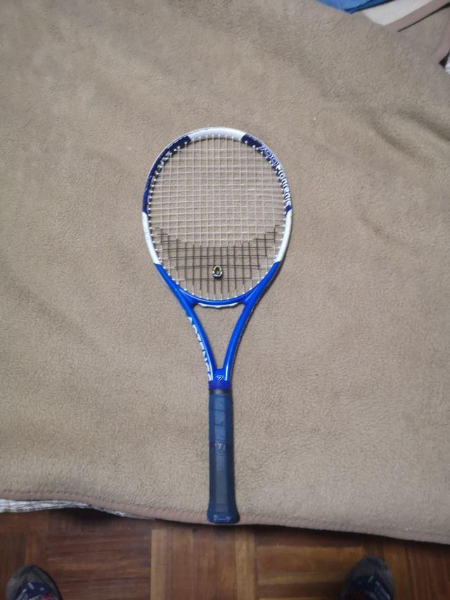 raqueta de tenis/frontenis