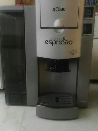 Cafetera solac espresso