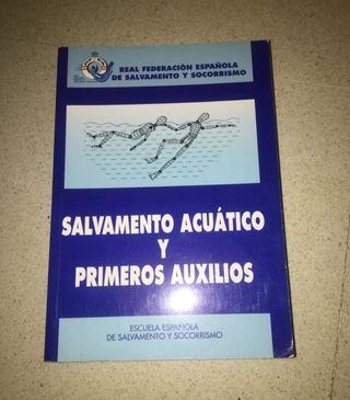 Libro Salvamento y Socorrismo.