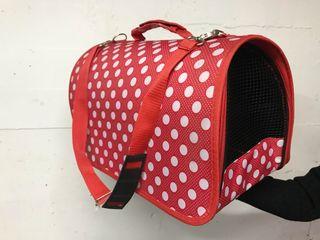 Bolsa transporte para mascotas