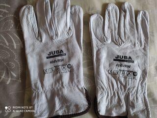 Guantes de Cuero Juba talla 10