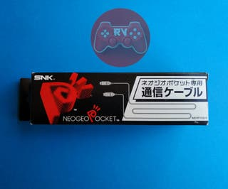 Neo Geo Pocket Cable Link Original SNK