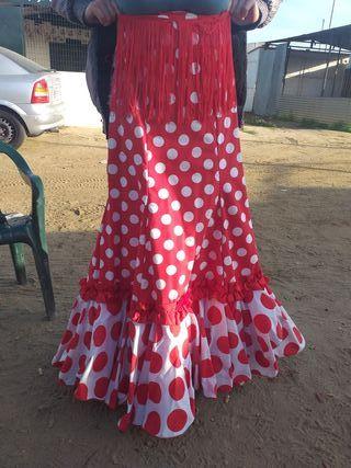 falda de gitana