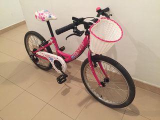 """Bicicleta Niña de 20"""""""