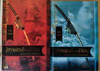 Leyendas de los Otori, volumen 1 y 2