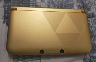 CONSOLA NINTENDO 3DS XL, EDICIÓN LIMITADA