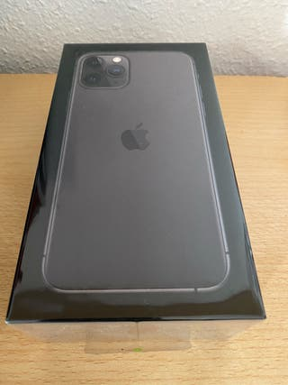 iPhone 11 Pro Max Space Gray 256gb Nuevo