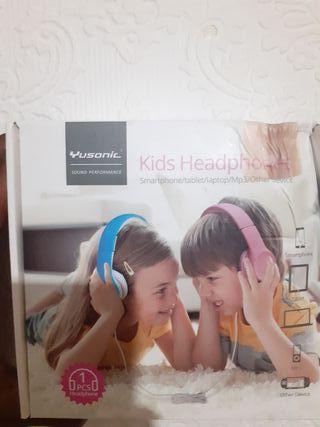 Yusonic Kid headphones