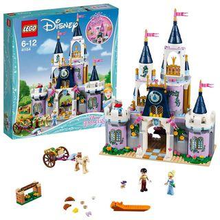 41154 Lego Disney Castillo de Ensueño de Cenicient