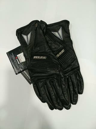 guantes dainese chica piel