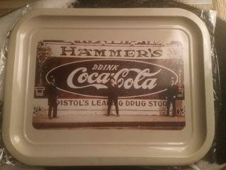 Bandeja Coca-Cola