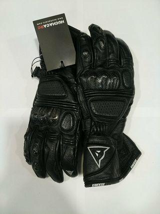 guantes dainese nuevos piel