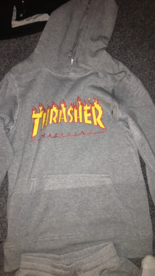Trasher tracksuit