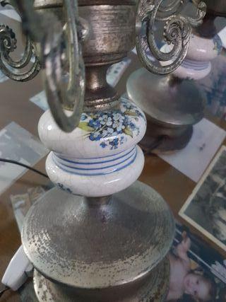 candelabros vintague