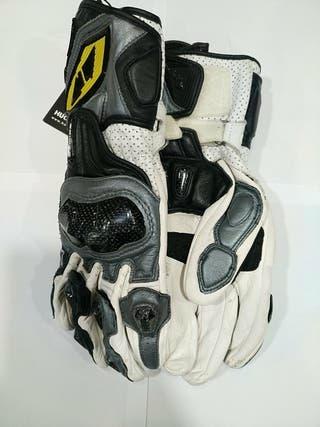 guantes rs taichi piel nuevos