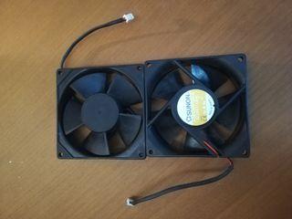Lote ventiladores SUNON KD1209PTS3