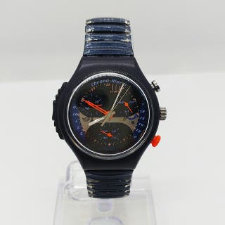 Reloj Swatch Swiss chrono alarm