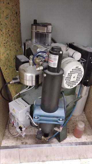 Compresor de aire comprimido