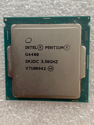 Intel Pentium G4400 a 3.3Ghz Socket 1151