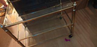 mesa de centro mesa de tv de cristal