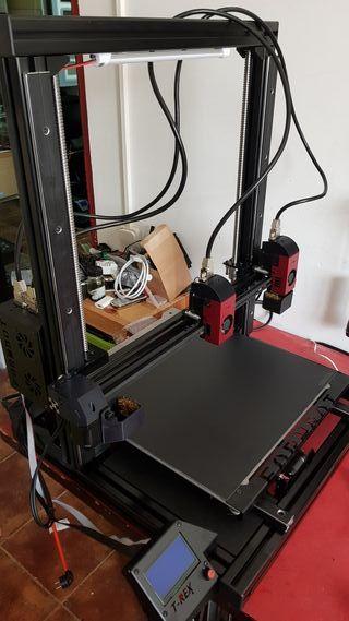 Impresora 3D Formbot T-Rex 2+ Doble extrusor