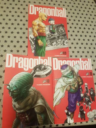 Comics Dragon Ball edicion definitiva