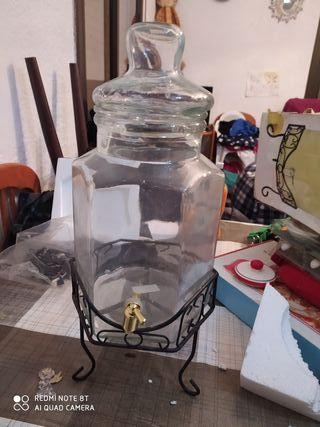 Dispensador de bebidas vintage