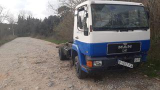 Camion Man 10.153.F Man 1995