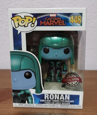Capitana Marvel Funko Pop Ronan Special Edition