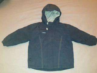chaqueta decathlon 4 años
