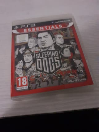 sleeping dogs PS3 essentials
