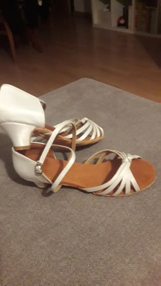 sandalias de baile