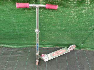 patinete aluminio hasta 50kg