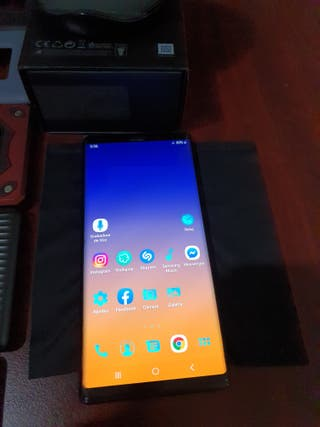 Movil samsung galaxy note 9 DUOS 128GB