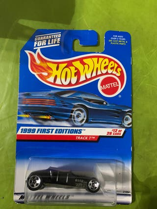 Antiguo coche Hot wheels track 1 de 1998
