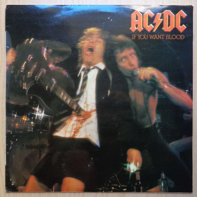 Disco de Vinilo AC/DC