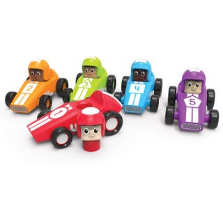 Learning Resources coches formas nuevo
