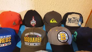 gorra DSQUARED2, Quisilver, Polo, North Face, Nike