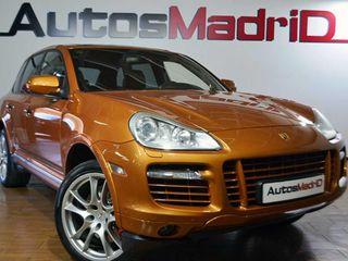 Porsche Cayenne Turbo S Auto
