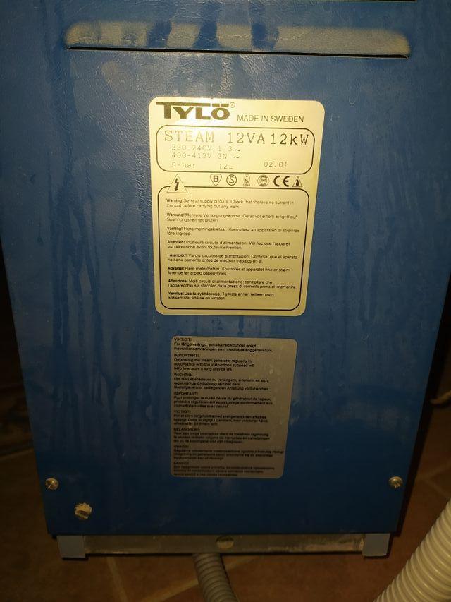generado de vapor (baño turco)