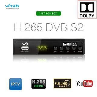 RECEPTOR SATELITE VMADE V5 HD