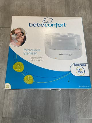 Esterilizador de microondas bebeconfort