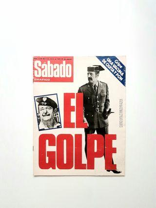 SÁBADO GRÁFICO El Golpe. Revista del 23F