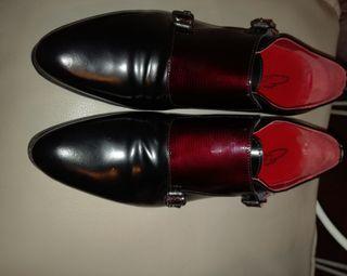 zapatos eveet exclusivos,valor de 150 euros,talla