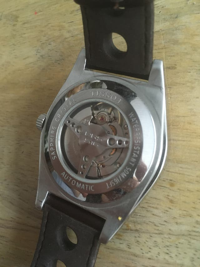 Reloj Automático Tissot