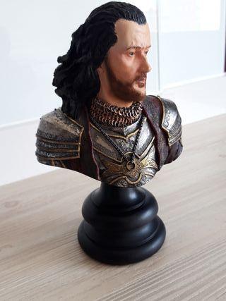 El Señor de los Anillos. Busto Isildur