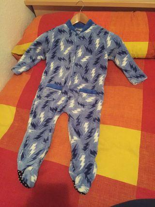 Pijama manta bebe
