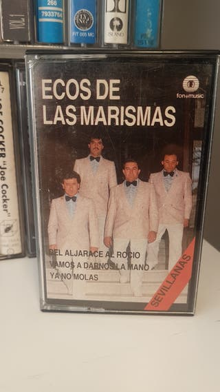 cassete Ecos de las marismas. Sevillanas